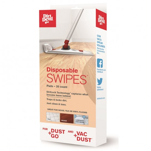 DISPOSABLE  DRY PAD
