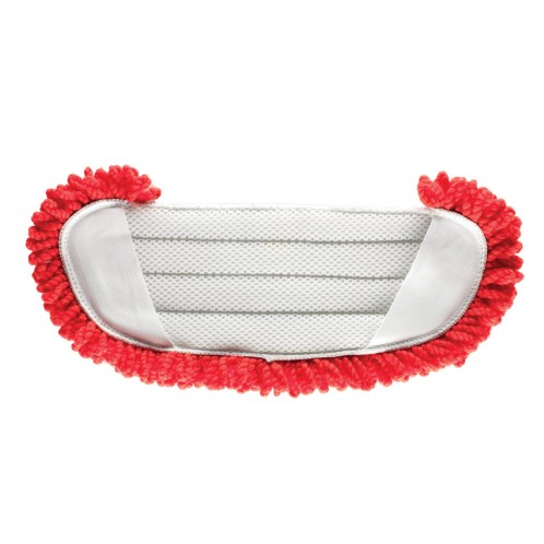 Dry SWIPES Washable Microfiber Dusting Pad for Vac+Dust