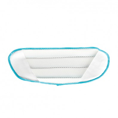 SWIPES Washable Microfiber Scrubbing Pad for Spray+Mop