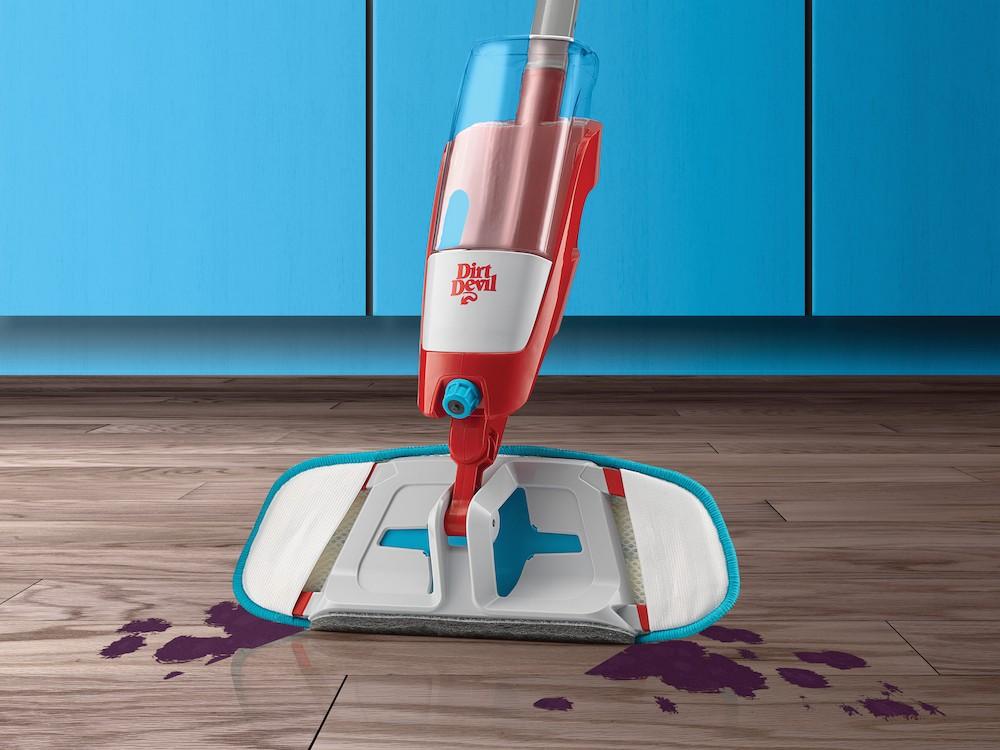 Wet Spray Mop With Swipes New
